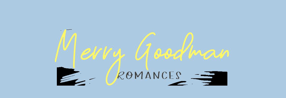 Merry Goodman Author
